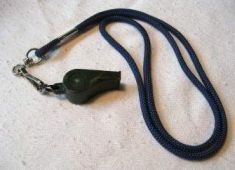 ACME THUNDER WHISTLE, CAMO COLORED.