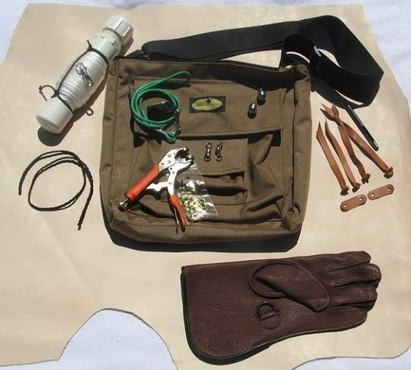 Deluxe Kestrel or Micro size falcons kit. You can now add optional items to your kit.
