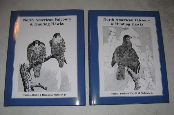 A - - North American Falconry and Hunting Hawks - 9th Edition