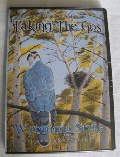 Taking: The Gos - Finding & Taking Eyas Goshawks