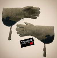 COLUMBIA FULL-CUFF INSULATED GLOVE FOR COLD WEATHER USE- LEFT HAND