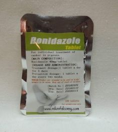 RONIDAZOLE TABLETS