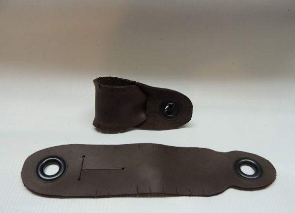 Alymeri Removable Anklets for Eagles & large owls etc