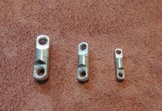 BARREL SWIVELS THREE SIZES