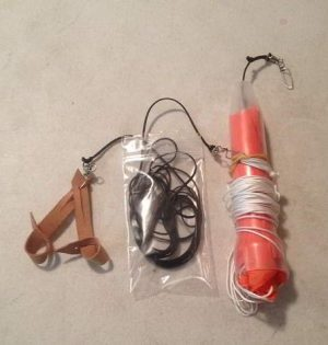 A Quadcopter Parachute release setup, two options to choose from for lower cost.