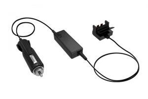 Phantom car charger for your Phantom 2 batteries.