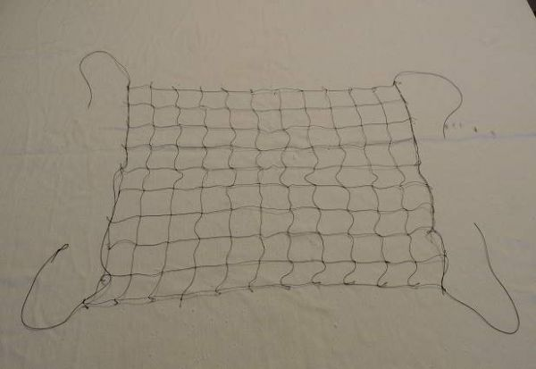 DHO Ghazza net traps, Merlin size