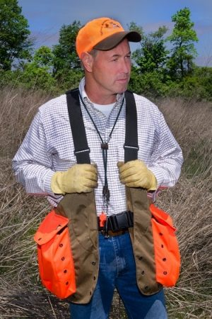 Dog Trainers, Bird Hunters and Falconers will love our new Specialty vest