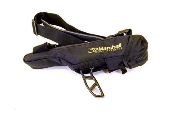 Padded Cordura cloth holster three sizes