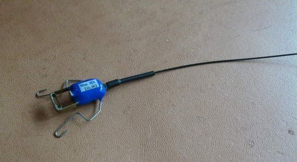 MX Mini Tail mount High powered transmitters 216Mhz, 218 & 433 & 434