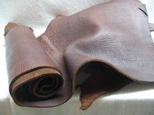 VEG TAN COWHIDE NOW TWO THICKNESSES TO CHOOSE FROM
