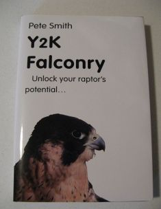 a great new book, Y2K Falconry, unlock your raptor's potential