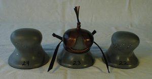 Steve Tait Dutch Style, set of three hood blocks
