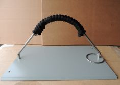 Portable Bow-perch, now with Stainless bow rod. Choose with or without perch wrap.