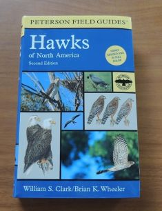 Hawks of North America-(Peterson Field Guide)