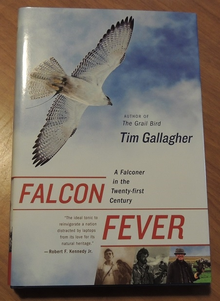 FALCON FEVER, BY TIM GALLAGHER