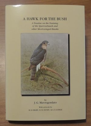A HAWK FOR THE BUSH, PERFECT BOOK FOR SHORTWINGERS