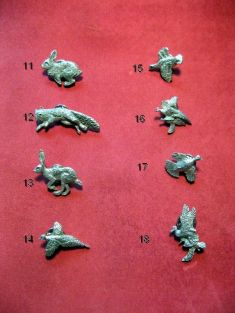 QUARRY PEWTER PINS , CHOOSE TYPE PIN