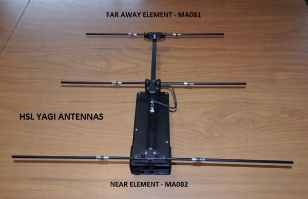 A REPLACEMENT HSL YAGI ANTENNAS PART'S FOR FM800