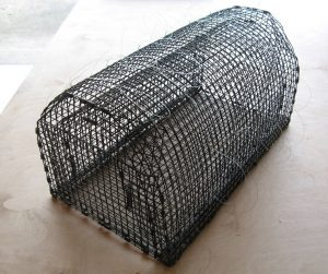 BAL - CHATRI EXTRA LARGE BC TRAP - Used for trapping very large hawks and Owls.