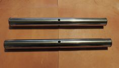 A spare set of stainless weighted bars for the 2 & 1 portable bow perch