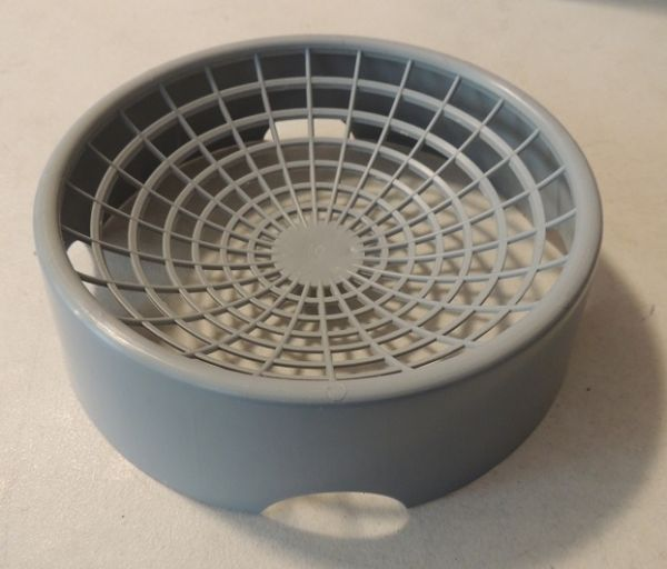 NEST BOWL PLASTIC WEAVE AIRLUXE