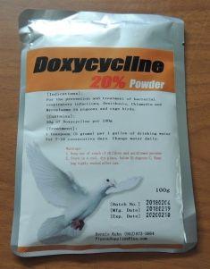 DOXYCYCLINE 20% POWDER