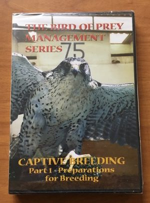 CAPTIVE BREEDING PART 1, PREPARATIONS FOR BREEDING