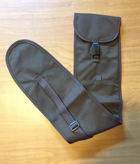 Nylon Carry case for three element antenna.