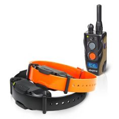 THE DOGTRA 1900S TRAINING E – COLLAR ¾ MILE RANGE. WE NOW OFFER ONE OR TWO DOG COLLAR SETUPS.